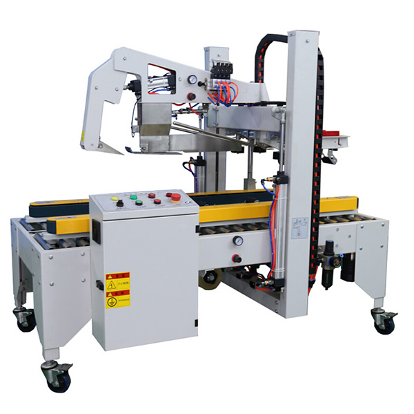 Fully Automatic Carton Sealing Machine With Folding Flaps  Y