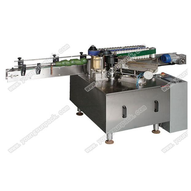50JHT Liner Paste Labeling Machine